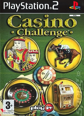 Torrent Super Compactado Casino Challenge PS2