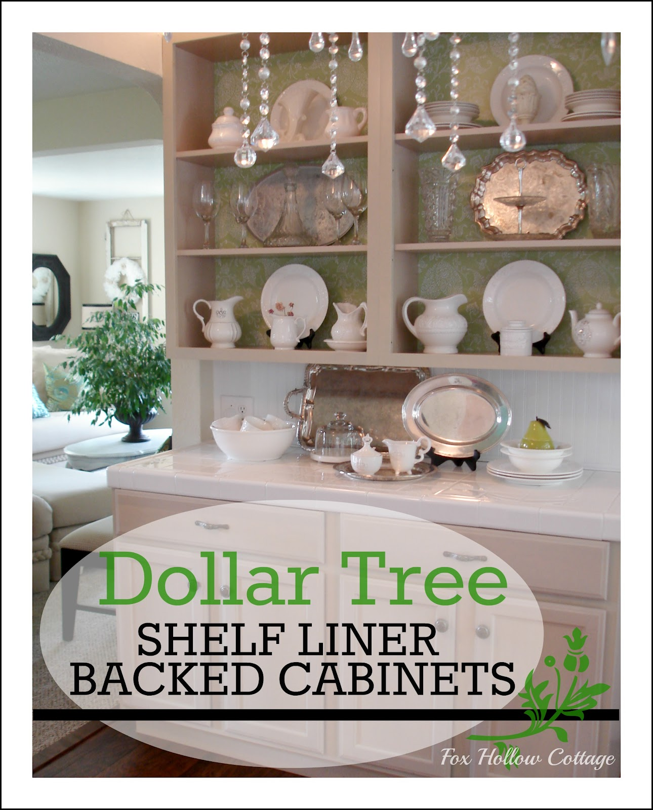 Kitchen Cabinets Or Open Shelving We Asked An Expert For: Kitchen Cabinet Makeover {Guest Post From Fox Hollow