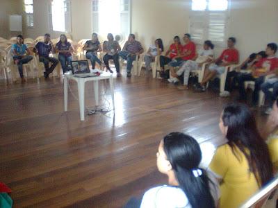 Mais uma Escola de Formação Missionária no Ceará