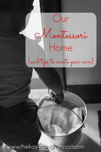 How to create a Montessori Home