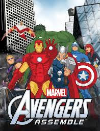 Download - Avengers Assemble S01E08 - HDTV + RMVB Legendado