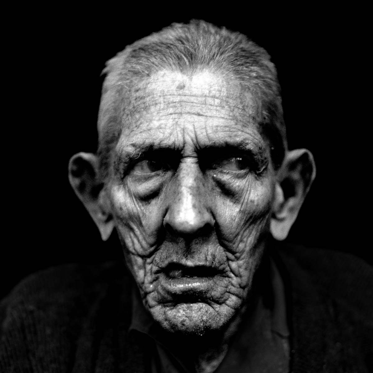 elderly man portrait - photo #17
