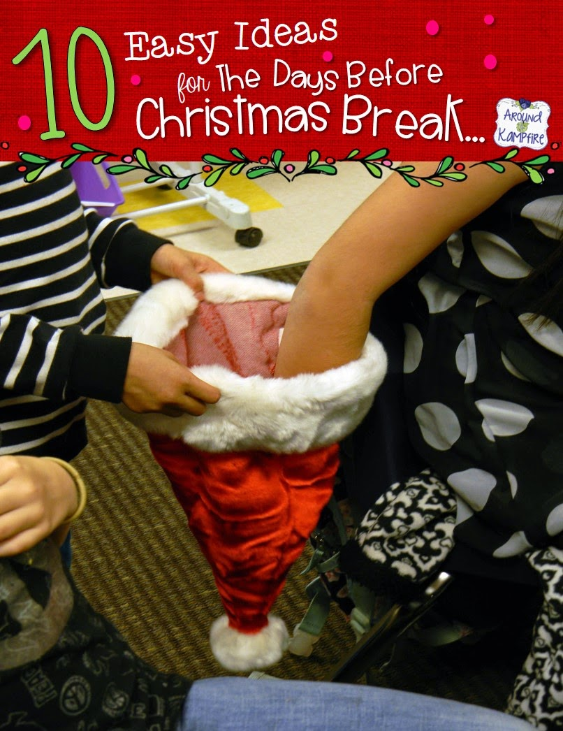 Easy Christmas Decorations For Classroom Upside Down Ice Cream Cones