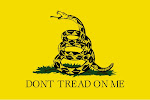 Don't tread on me ...