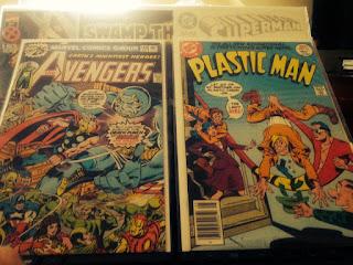 mystery comic store box