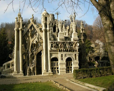 Ferdinand Cheval Istana alias Istana ideal