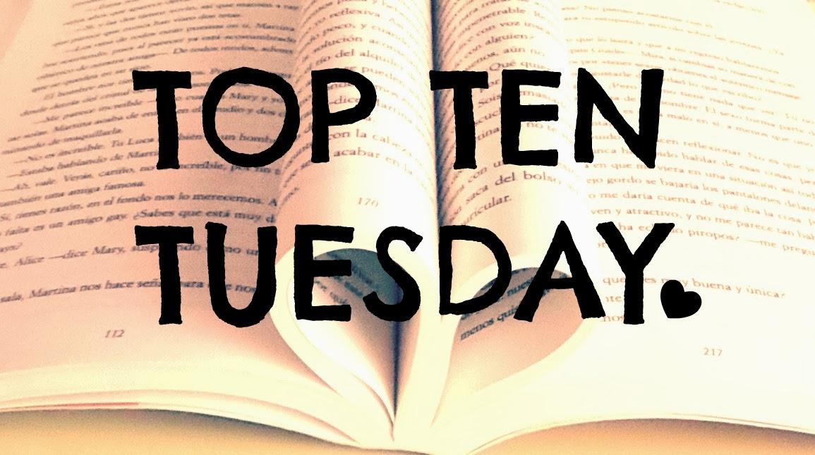 http://blogdeliteraturajuvenil.blogspot.com.es/search/label/TOP%20TEN%20TUESDAY