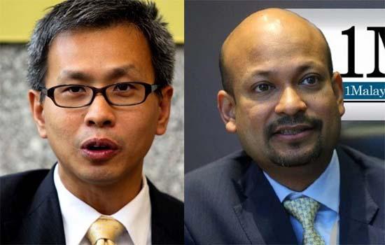 10 soalan Tony Pua untuk Arul Kanda