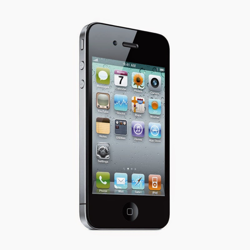iPhone 4S CDMA Esia 16GB Black