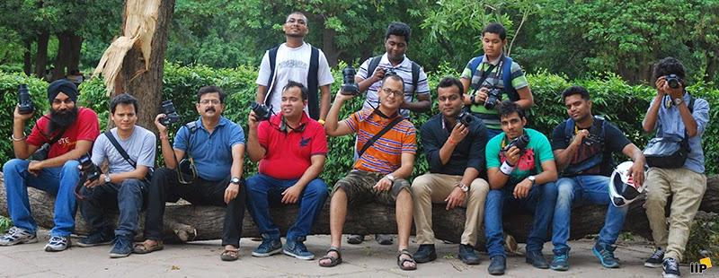 IIP Weekend Photography Class Students
