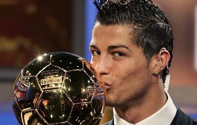 A Cristiano no le desvela ganar el Balón de Oro