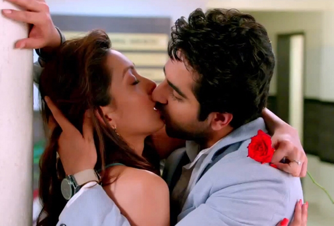 Sey Pooja Salvi Hot Intimate Kissing Pictures