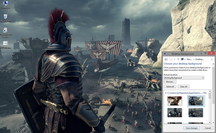 الرومانى Ryse Theme 8,بوابة 2013 Developer-Makes-Ubun