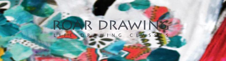 Roar Drawing