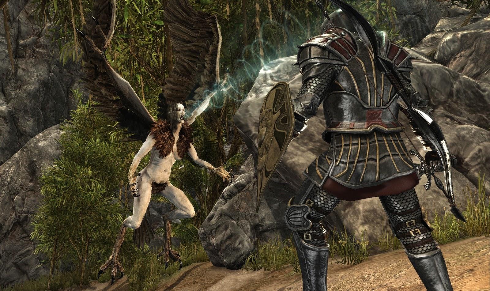 Arcania-Fall-of-Setarrif-Game