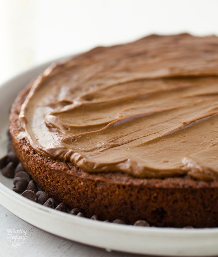 Fun Fact! This frosting also doubles as a yummy chocolate pudding or ...