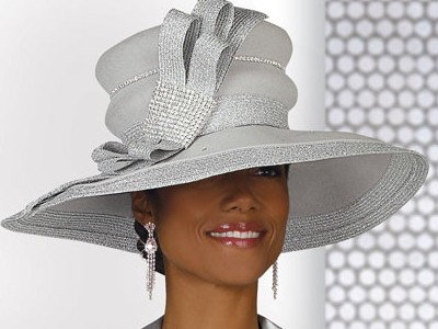 It was the black woman's one day of individualism. Since then, church hats have gotten bigger and bolder. One of America's most famous milliners, or hat maker, is remembered in a new permanent collection by the Smithsonian National Museum of African American Culture.