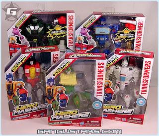 hasbro Jetfire Hero Mashers Bulkhead Starscream Transformers トランスフォーマー