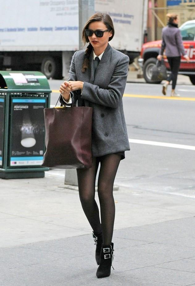 Bluebell Runway Street Style Miranda Kerr