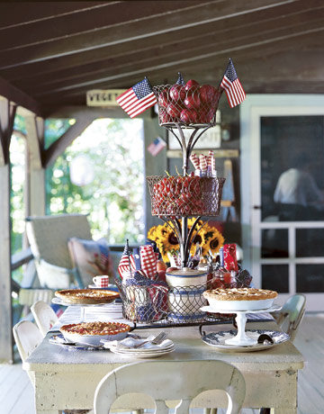Inside The Brick House July 4th Picnic Party Recipes