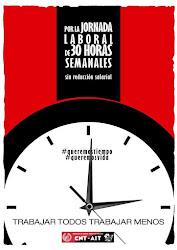 CAMPAÑA JORNADA LABORAL 30H SEMANALES