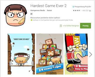 hardest game ever 2 2016