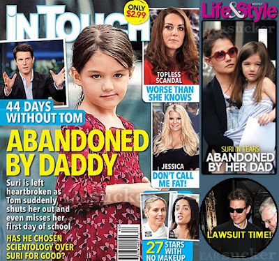 Tom Cruise files defamation lawsuit against tabloids for $50 million