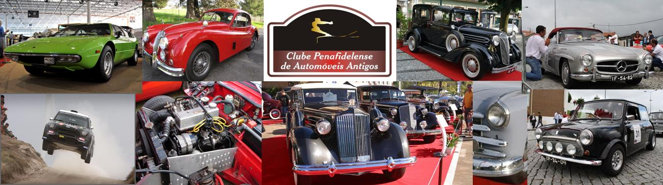 Clube Penafidelense de Automóveis Antigos