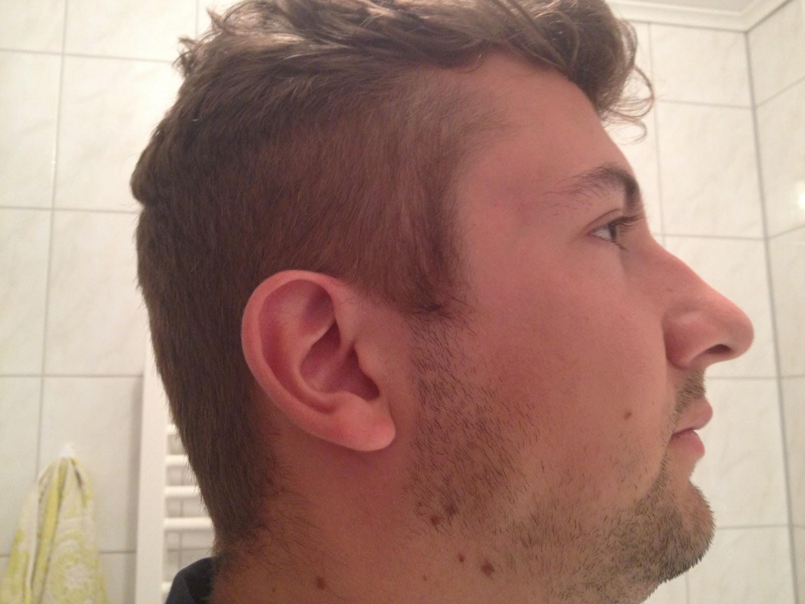 Bart rasieren oder nicht