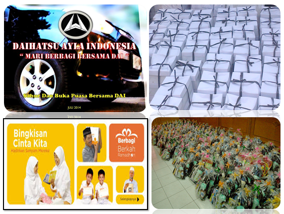 Mari Berbagi Bersama Daihatsu Ayla Indonesia