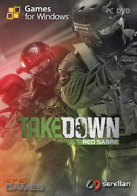 Cover Of Takedown Red Sabre Full Latest Version PC Game Free Download Mediafire Links At Downloadingzoo.Com