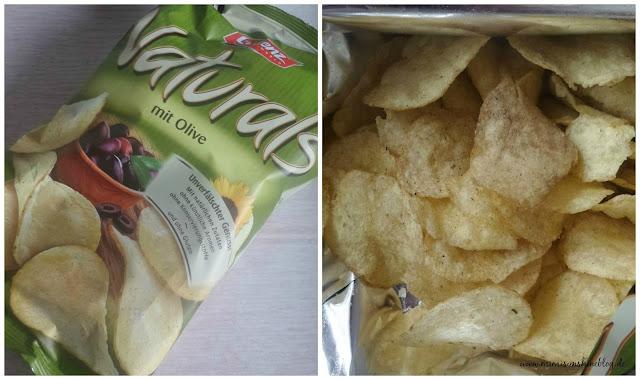 Lorenz Chips Naturals mit Olive
