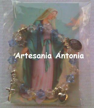 Pulsera Virgen de los Rayos
