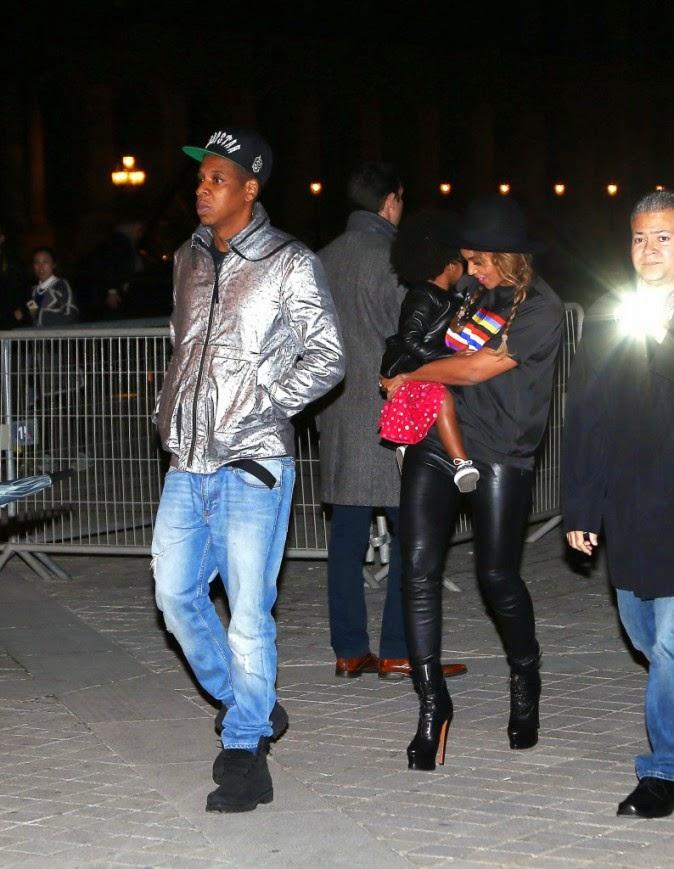 Beyoncé – always in Paris