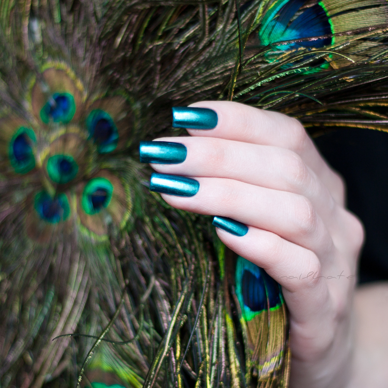 "Sally Hansen Lustre Shine #007 ""Scarab"""