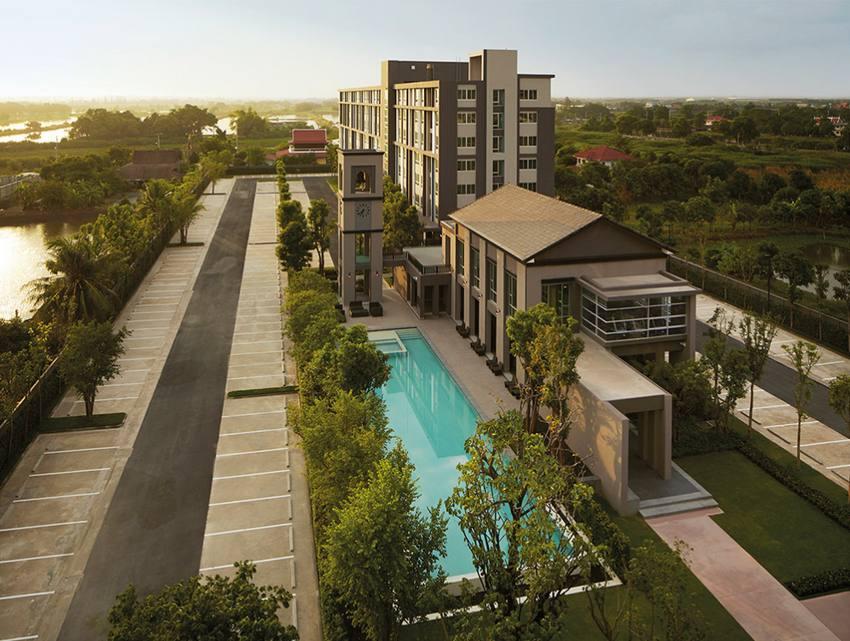 D Condo Resort Bangna