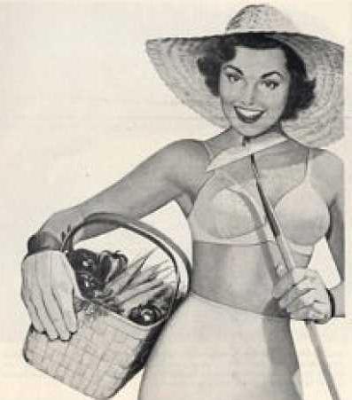 1940's Garden Chic