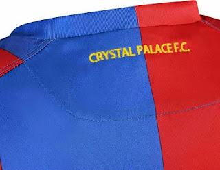 jual online jersey bola terbaru Jersey Crystal palace home terbaru musim 2015/2016