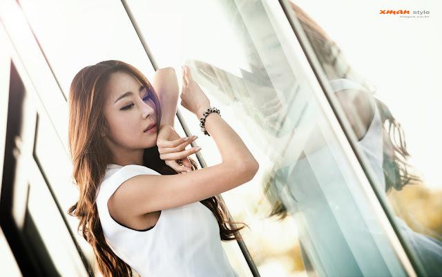 2 Lovely Eun Bin-Very cute asian girl - girlcute4u.blogspot.com