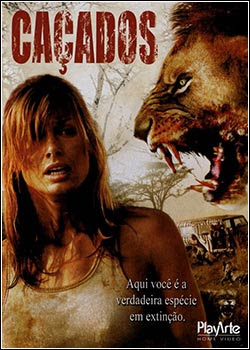 Download - Caçados DVDRip - AVI - Dublado