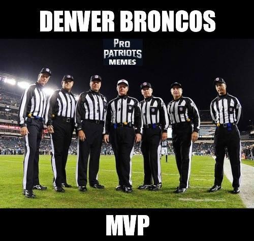 #broncoshaters #patriots #mvp.- denver broncos mvp
