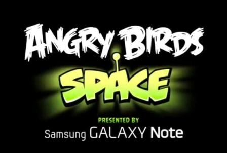 Angry Birds Space Angry Birds Space Announced by NASA