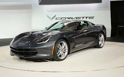 2014 Chevrolet Corvette Stingray Coupe Release Date & Review