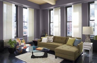 Salah satu Ruang yang paling sering kita rapikan dan dekorasi ulang di rumah yakni  Warna Dinding Ruang Tamu Minimalis