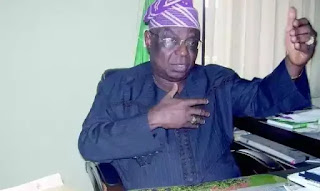 SO SAD! Former PDP Vice Chairman, Ishola Filani Is Dead