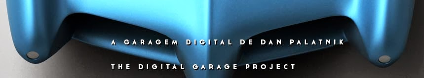 A Garagem Digital de Dan Palatnik | The Digital Garage Project