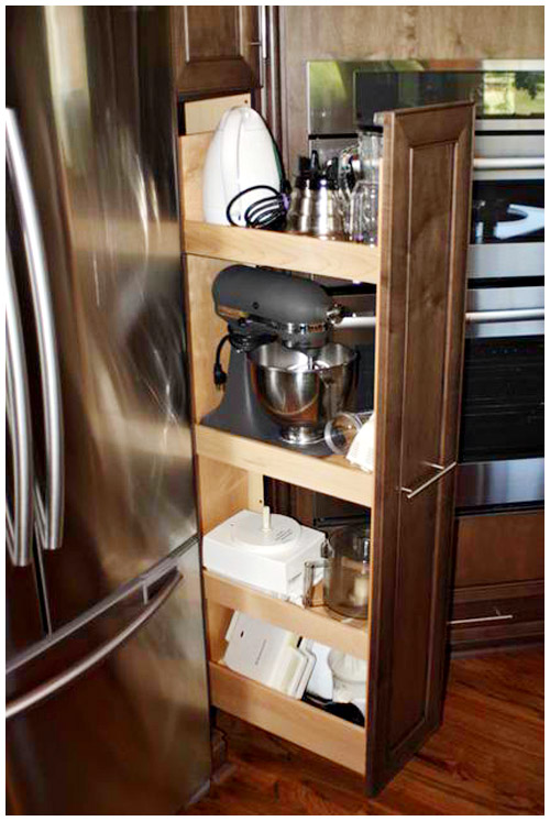 9 amazing small kitchen cabinet fittings interior design for Interior design ideas for kitchen cabinets