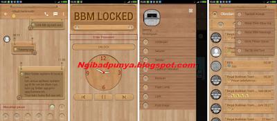 Kumpulan BBM Mod Terbaru Versi 2.11.0.18 Apk Clone | Not Clone