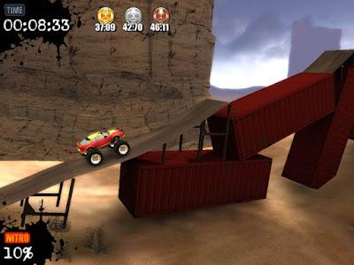 Download Monster Truck Challenge Game Simulasi Mengendarai Truk
