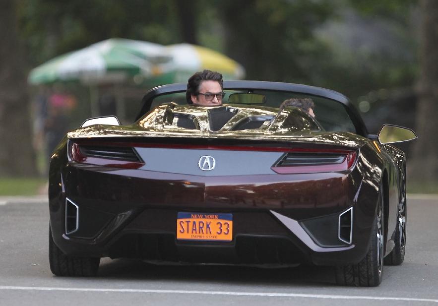 Acura NSX 2013 Release Pictures | Futuristic Car Design Pictures